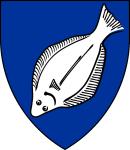 Salzarelen, ahoi! Das Wappen Nostrias.