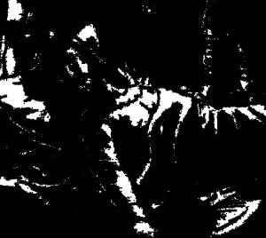 Reichsverrätertölpel oder verkanntes, moralisch integres Mastermind auf Abwegen? Auf jeden Fall gerade beim Schönheitsschlaf gestört worden: Answin Garbit Hildebald von Rabenmund (Bild von Jochen Fortmann).