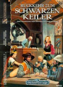 Cover des Bandes 'Rückkehr zum Schwarzen Keiler'