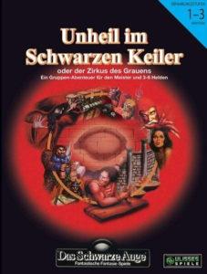 Cover von Unheil im Schwarzen Keiler
