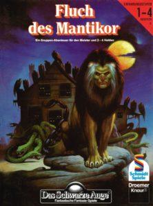 Der Fluch des Mantikor